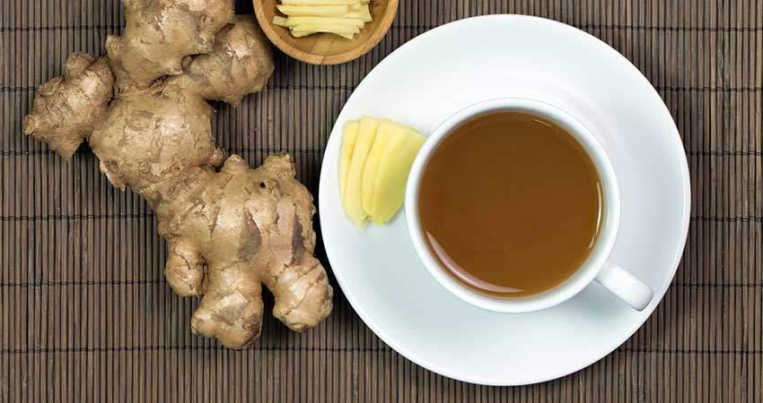 Zencefil Çayı Tarifleri